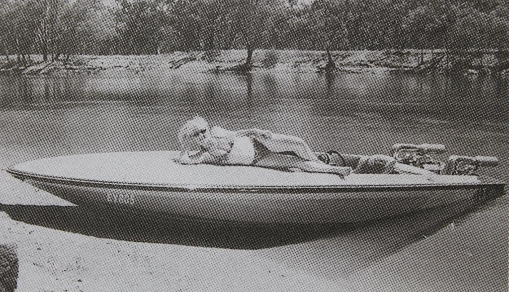 Aussie Skiboats Boofheads Scrapbook Everingham S