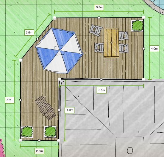 Unsere stadtvilla terrassenbau teil 1 - Gartenplaner gardena ...