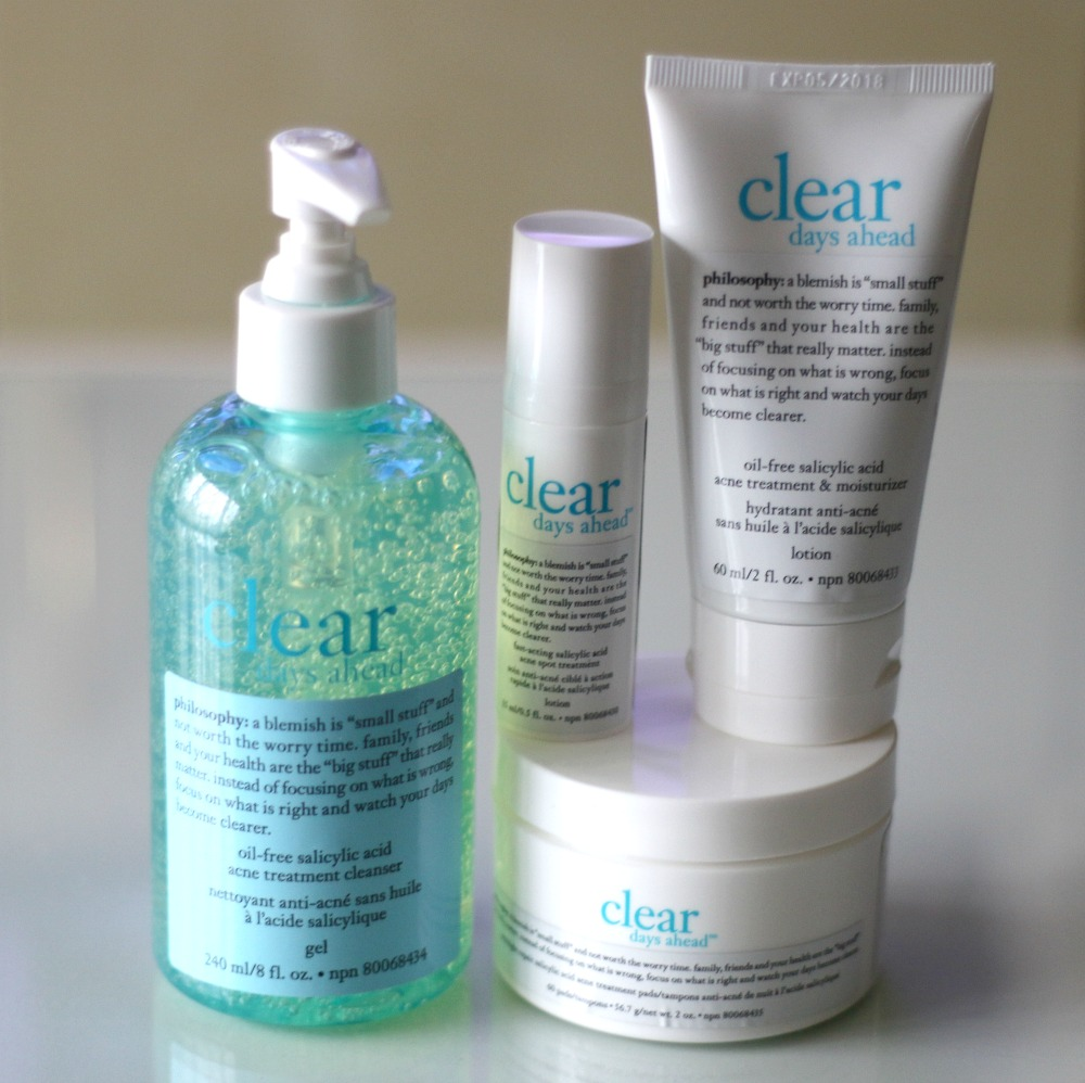 Philosophy Clear Days Ahead Cleanser Skin Care