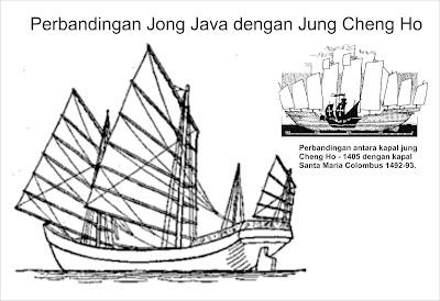 Hasil gambar untuk Kapal Jung Java