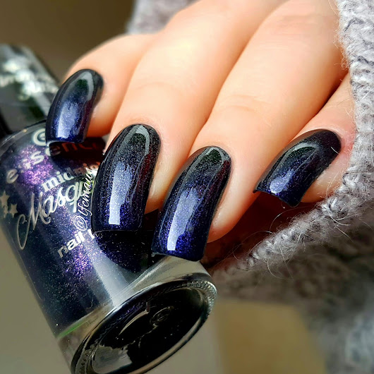 Nagellack 2.0: Essence - Black Cats Wanted =D