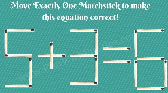 matchstick puzzles with solutions pdf