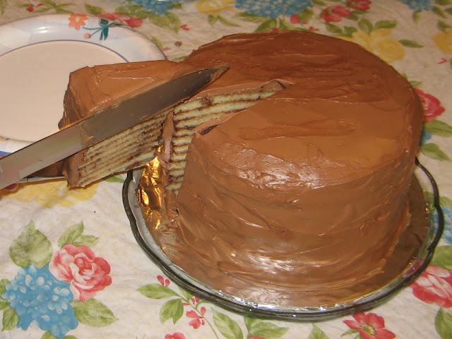 Layer Tall Cake