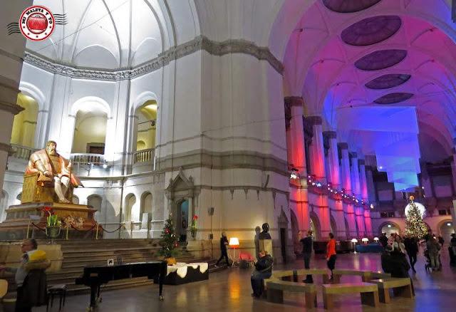 Nordiska Museet, Estocolmo, Suecia