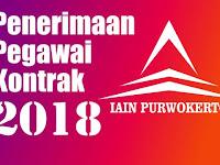 Lowongan Pegawai Kontrak 2018 Iain Purwokerto