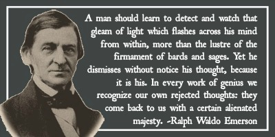 Ralph waldo emerson beauty essay