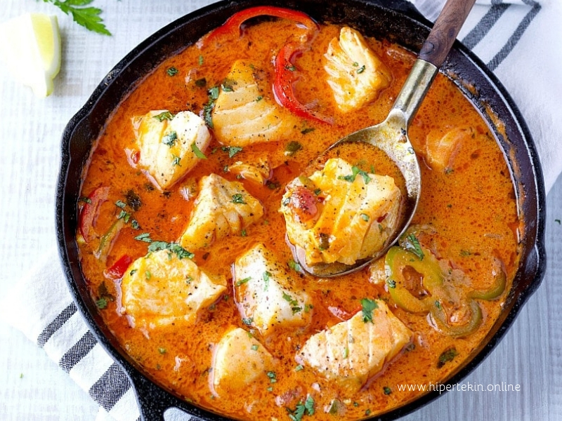 EASY FISH STEW RECIPE