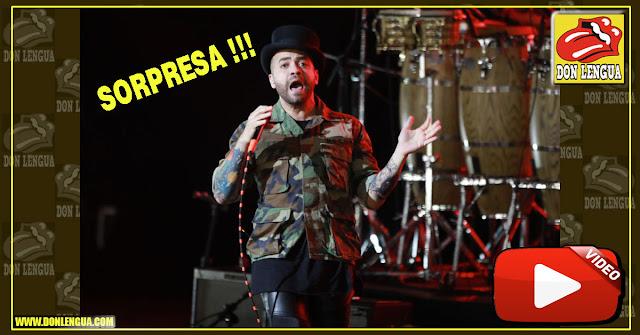 Nacho confirma su presencia en la fiesta de Fin de Año del PSUV en El Furrial