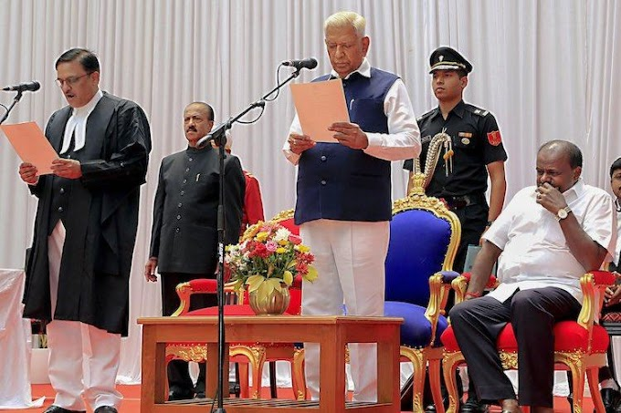 Justice Abhay Oka sworn-in as Chief Justice