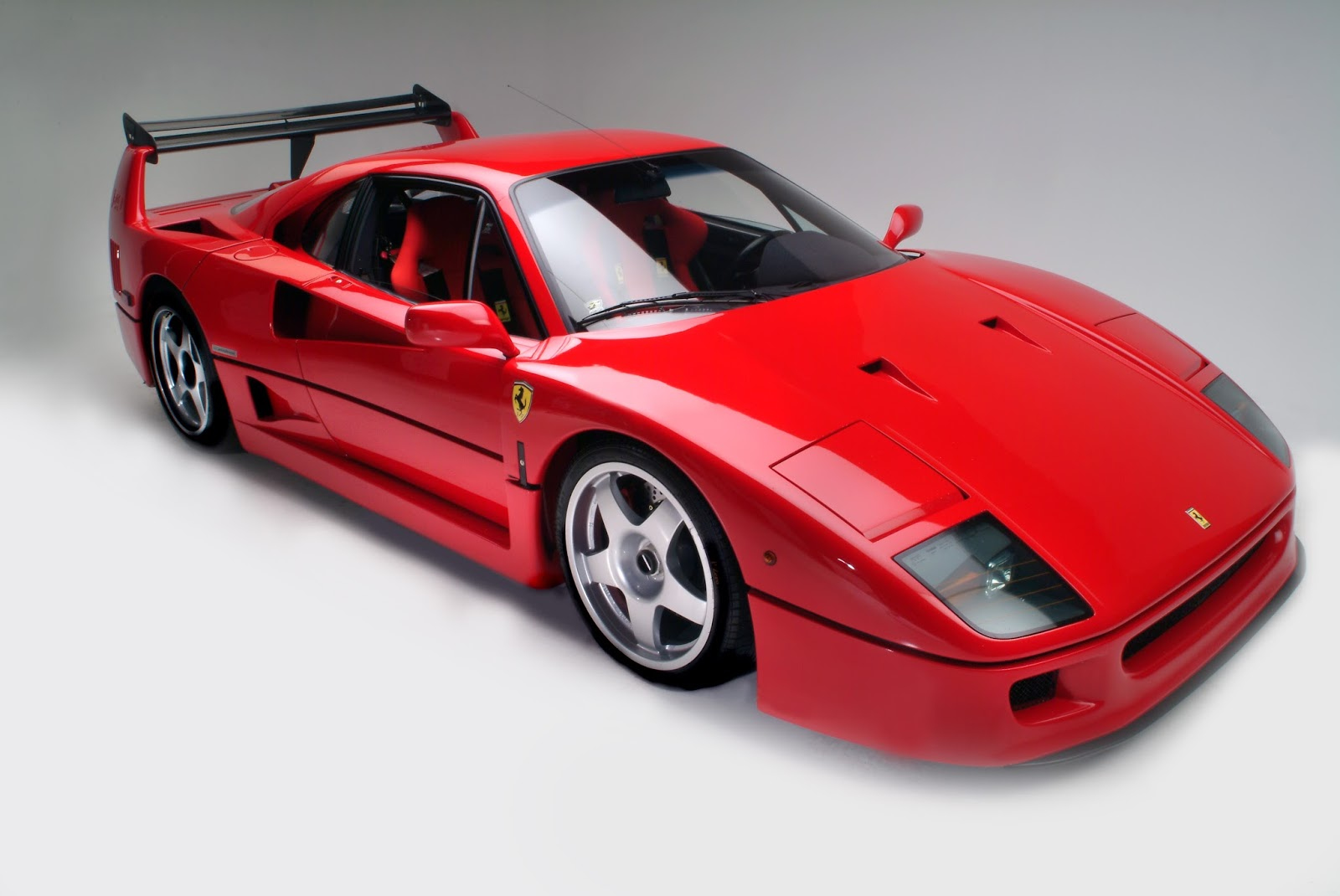 Zr Auto Blog The Ferrari F40 Youve Been Dreaming About Is