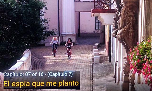 Bicicletas en el cine - AlfonsoyAmigos