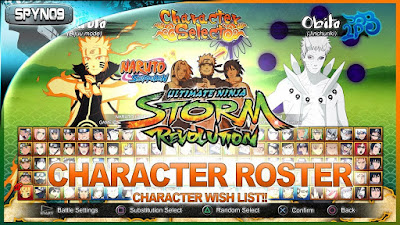 ow to Play Naruto Shippuden Ultimate Ninja Storm Revolution Online For Free