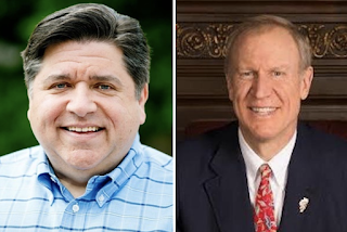 Pritzker wins gubernatorial race