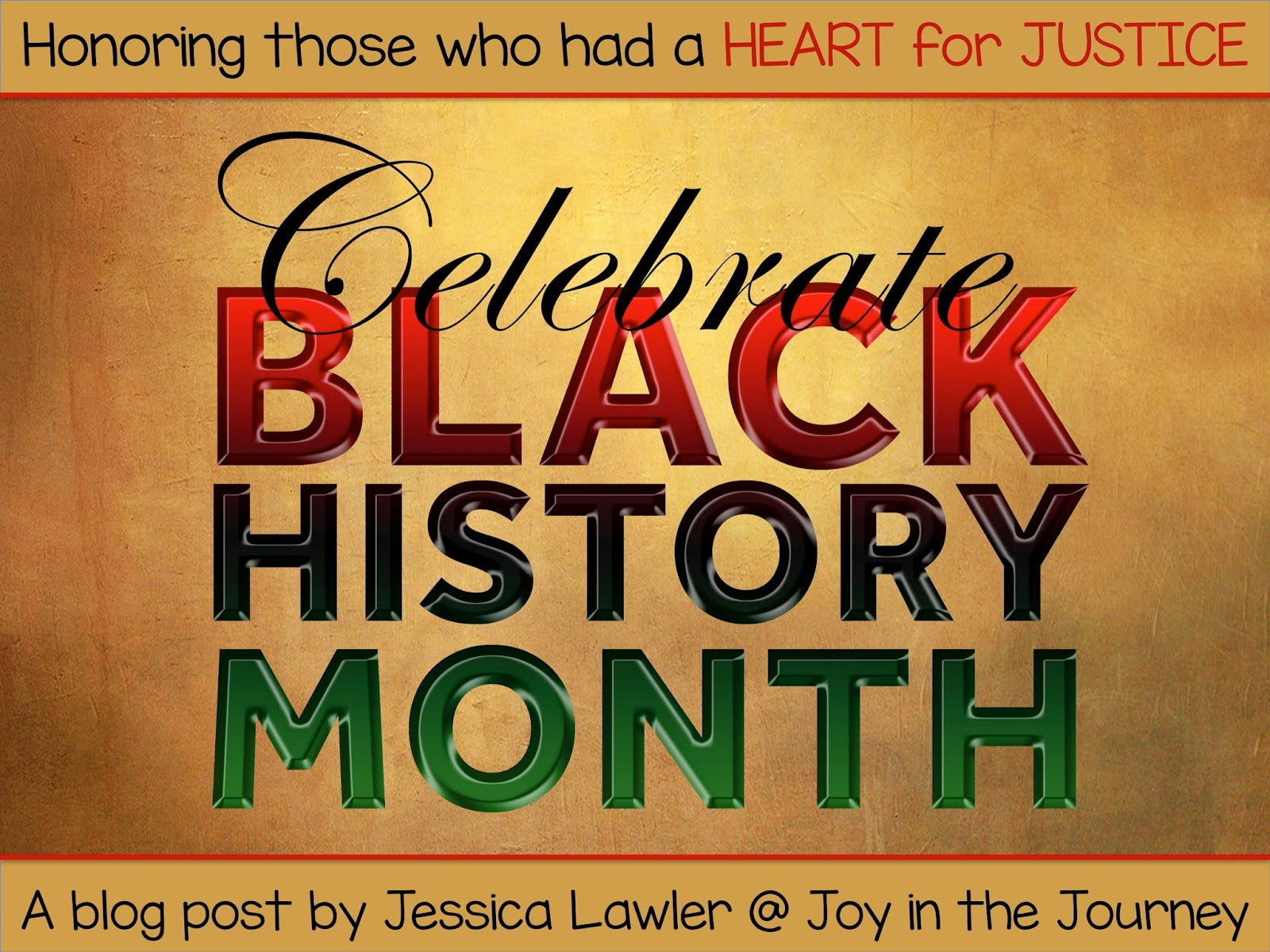Black History Month Biographies For Upper Elementary