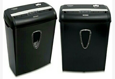 Aurora Paper Shredder AS890C with Wastepaper Basket