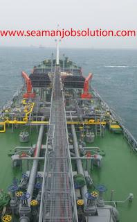 Seafarers vacancy full crew oil tanker ship