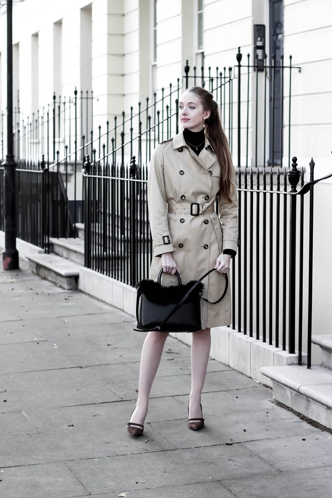 How to Style a Classic Trench Coat For Spring 2018