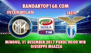 Prediksi Inter Milan vs Lazio 31 Desember 2017