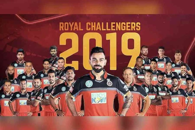 IPL 2019: RCB full schedule announced, See when and where the matches will be played