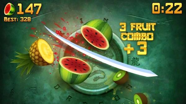 تحميل لعبة نينجا الفاكهة برابط مباشر