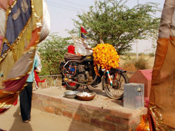 royal enfield bike temple in india, royal enfield sami silai kovil tamil news