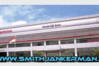 Lowongan Honda SM Amin Pekanbaru, Siak April 2018