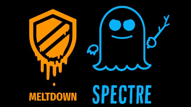 Cara Mencegah Bug Meltdown dan Spectre di Windwos, Mac, Android dan iOS