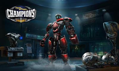 Real Steel Champions Apk Mod Terbaru