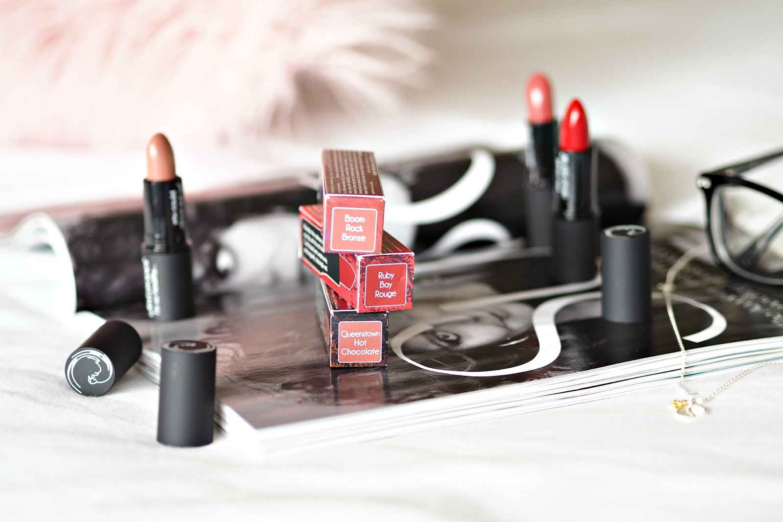 Antipodes Lipsticks review