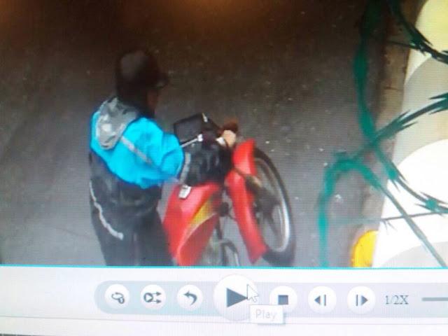 Asesino de la niña de la Tahona quedó grabado por las cámaras de vigilancia