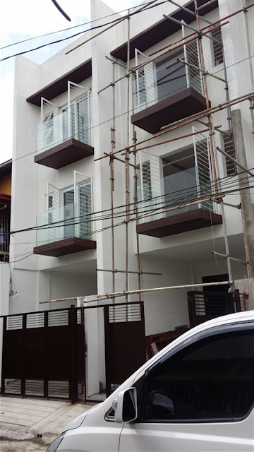 townhouse for sale in Tandang Sora, Quezon City
