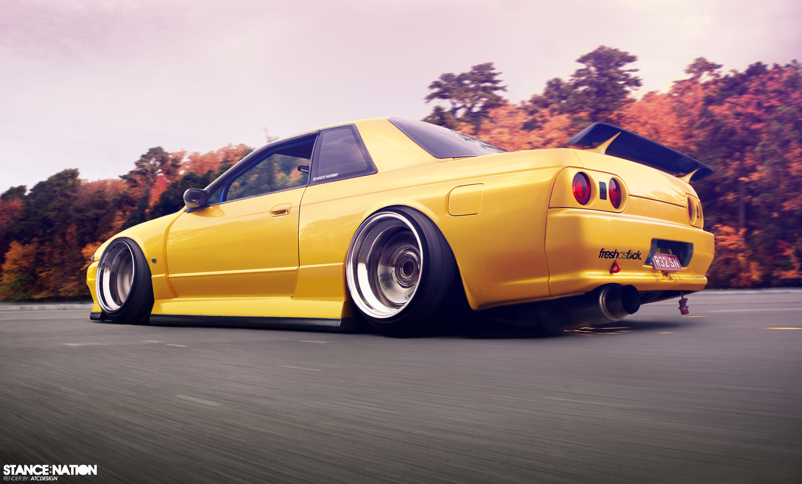 Render By ATCDESIGN Exclusively For StanceNation