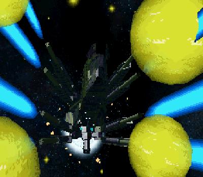 Infinite Space - Ataque completo
