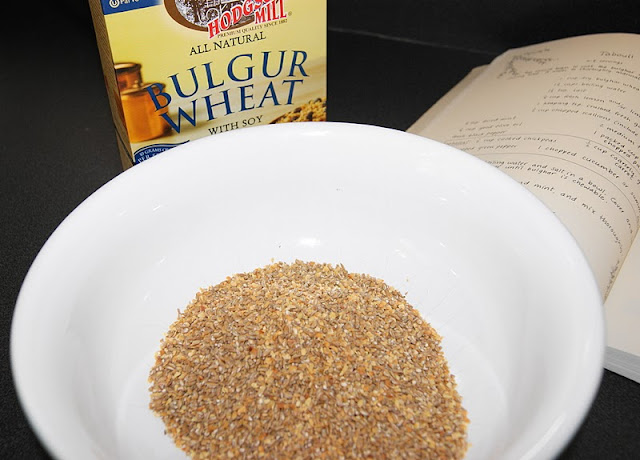 Bulgur Wheat to Make Tabouli image
