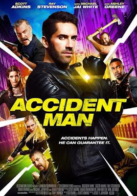 Accident Man [2018] [NTSC/DVDR] Ingles, Español Latino
