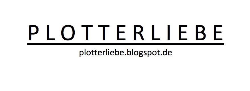 Plotterliebe by Tons & Muzzi