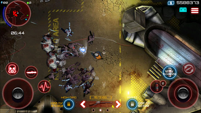 SAS Zombie Assault Apk Mod Unlimited Money 2