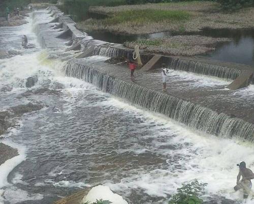 Rio Salgado,