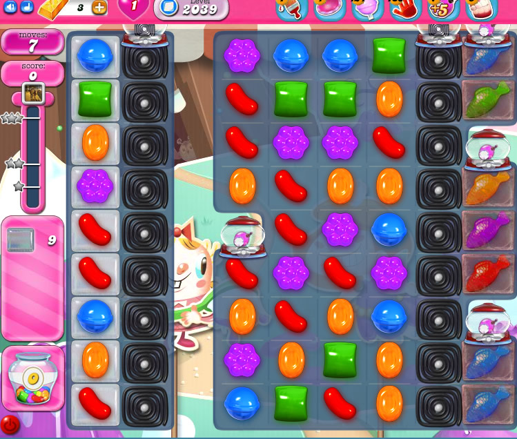 Candy Crush Saga 2039