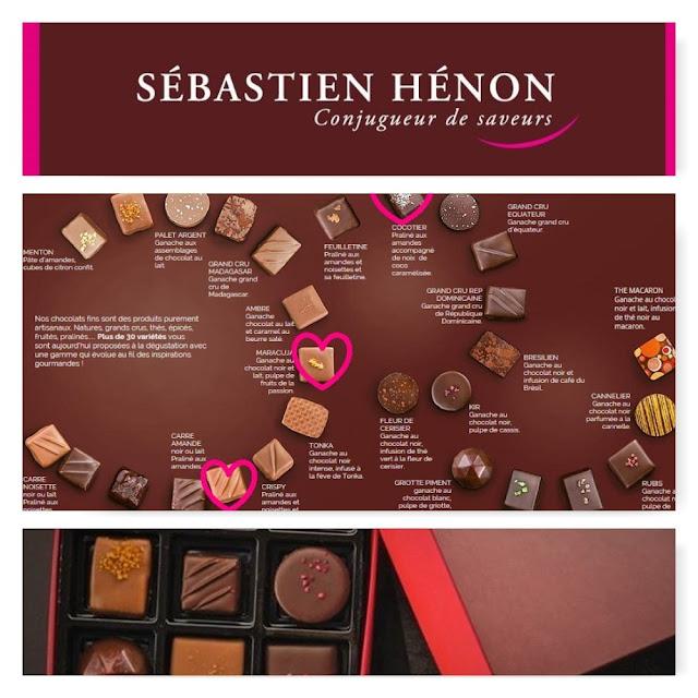 sebastien henon - chocolat dijon