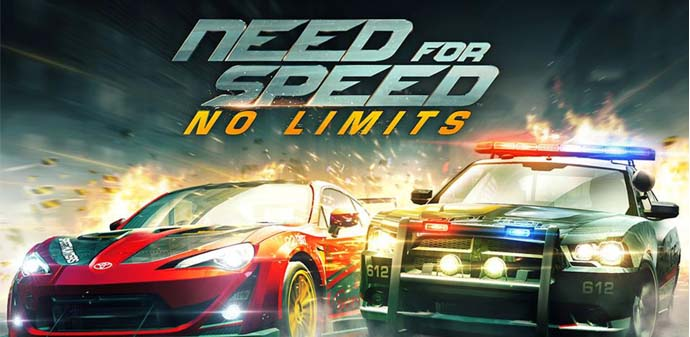 Game Android - Need for Speed No Limits