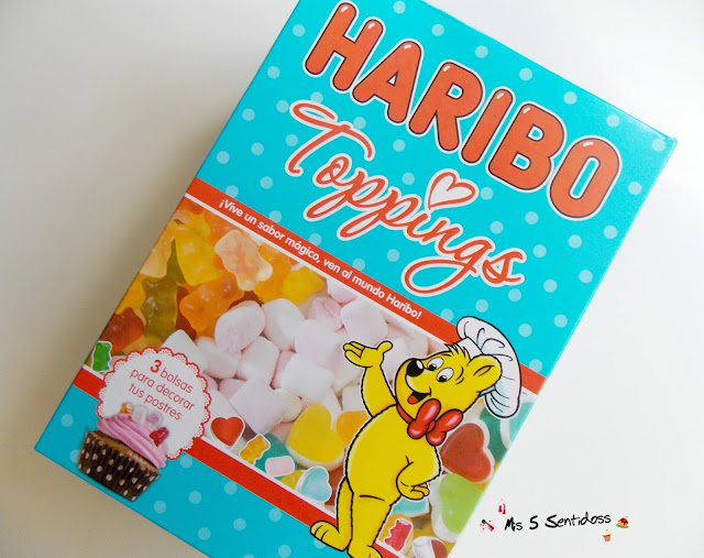 Haribo Toppings
