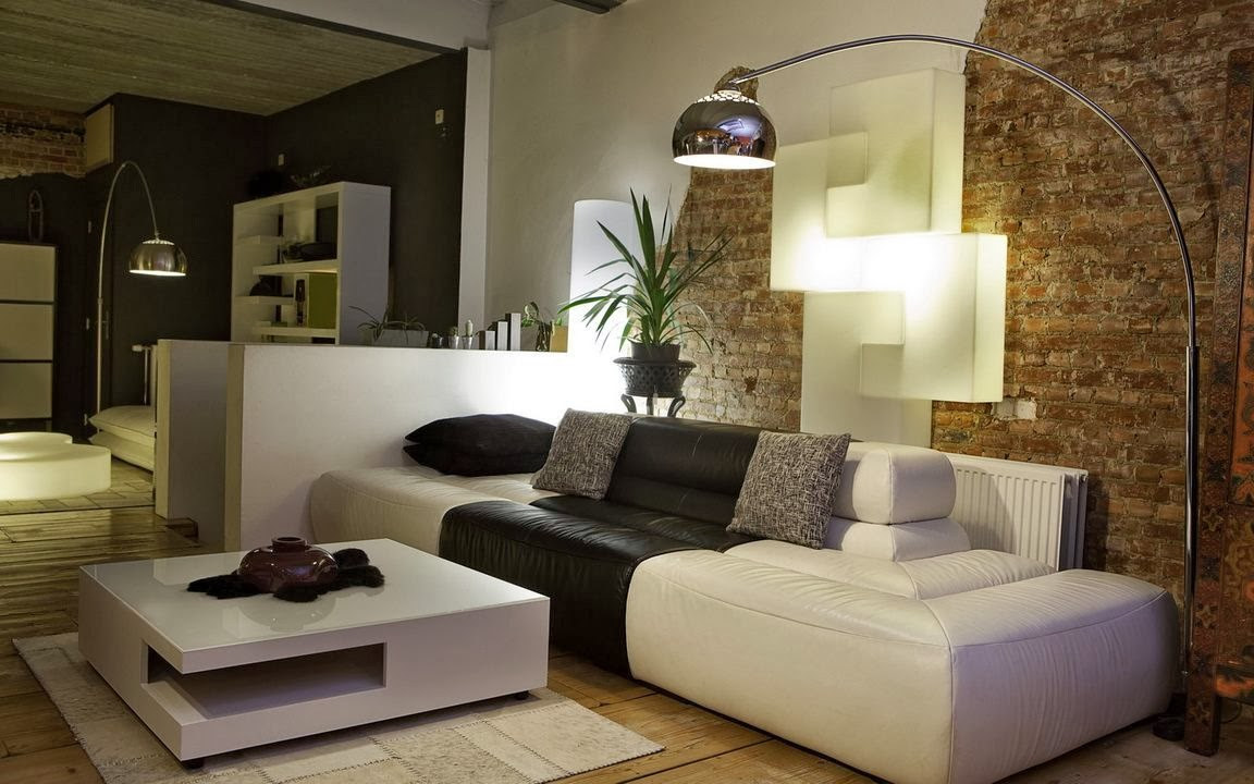 Decoracion salones rectangulares - Salon rectangular ...