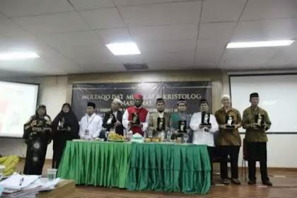 Kriminalisasi Terhadap Ulama Tak Surutkan Dakwah Islam, Komisi Anti Pemurtadan Beri Penghargaan 9 Dai, Salah Satunya Ustadz Felix Siauw