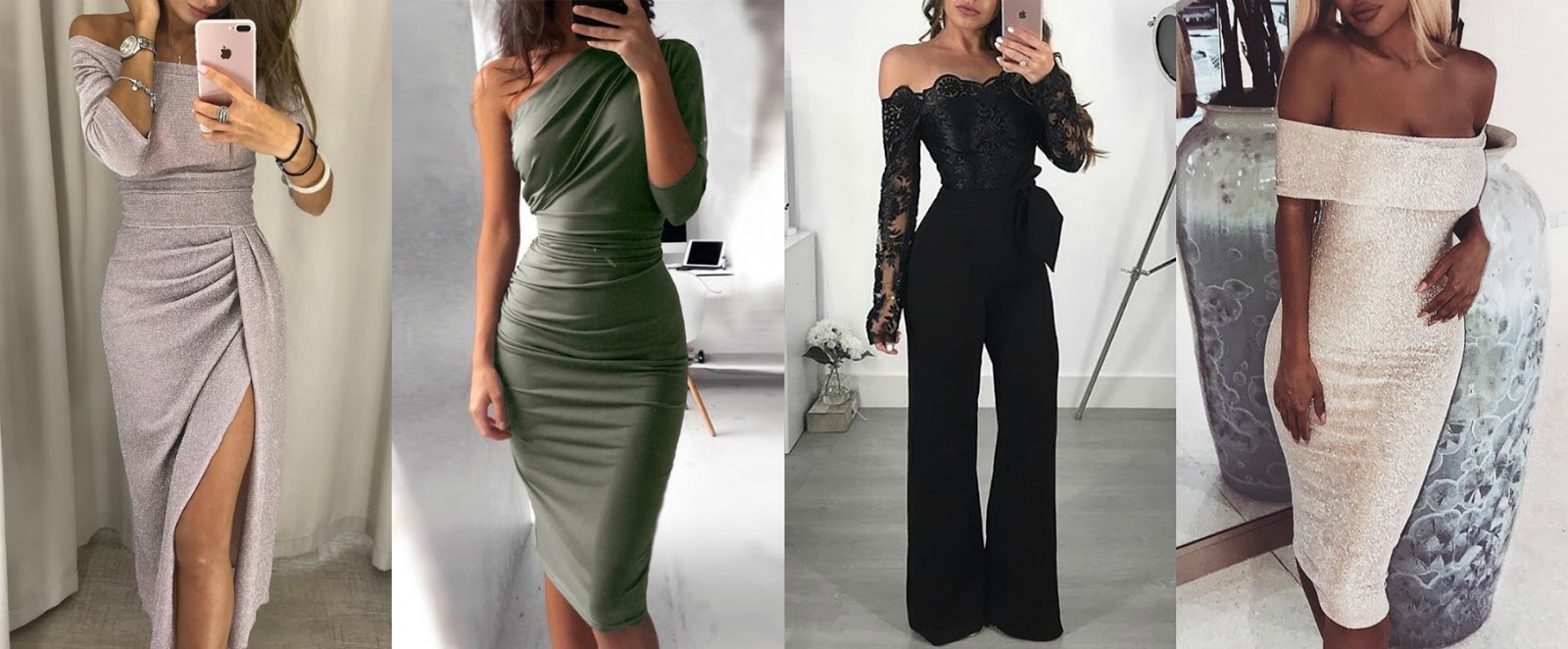 bd6a6686 ChicMe Dresses | Christmas Night Out - Jenna Suth