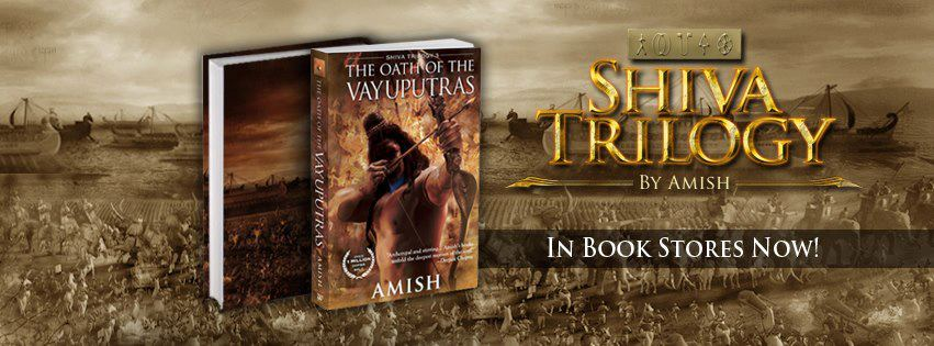 The Oath of the Vayuputras – Preview of Book 3 of the Shiva Trilogy