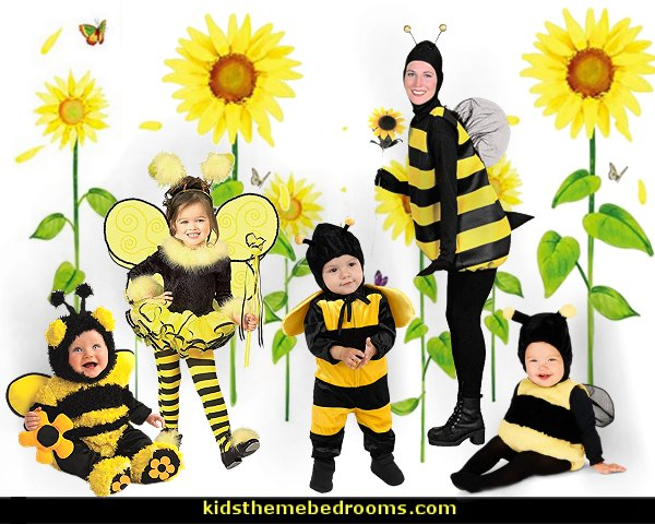 bumble bee costumes  bee themed party - bumble bee decorations - Bumble Bee Party Supplies - bumble bee themed party - Pooh themed birthday party - spring themed party - bee themed party decorations - bee themed table decorations - winnie the pooh party decorations - Bumblebee Balloon -  bumble bee costumes