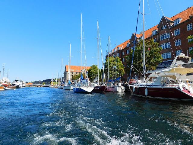 Le bellezze di Copenhagen