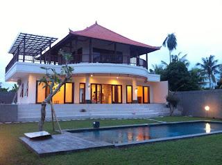 Villa dijual di Tabanan