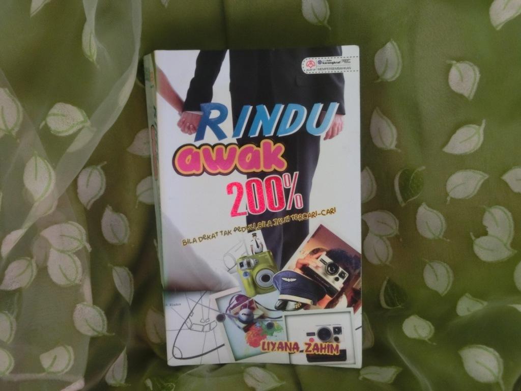 Review Novel : Rindu Awak 200%
